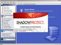 ドライブ丸ごと高速でバックアップするShadowProtect Desktop Edition3.5  評価編